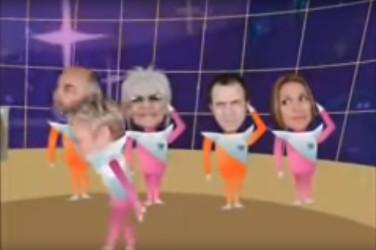 Clip Jacques Brel Tous les cris les SOS - Les Enfoirés