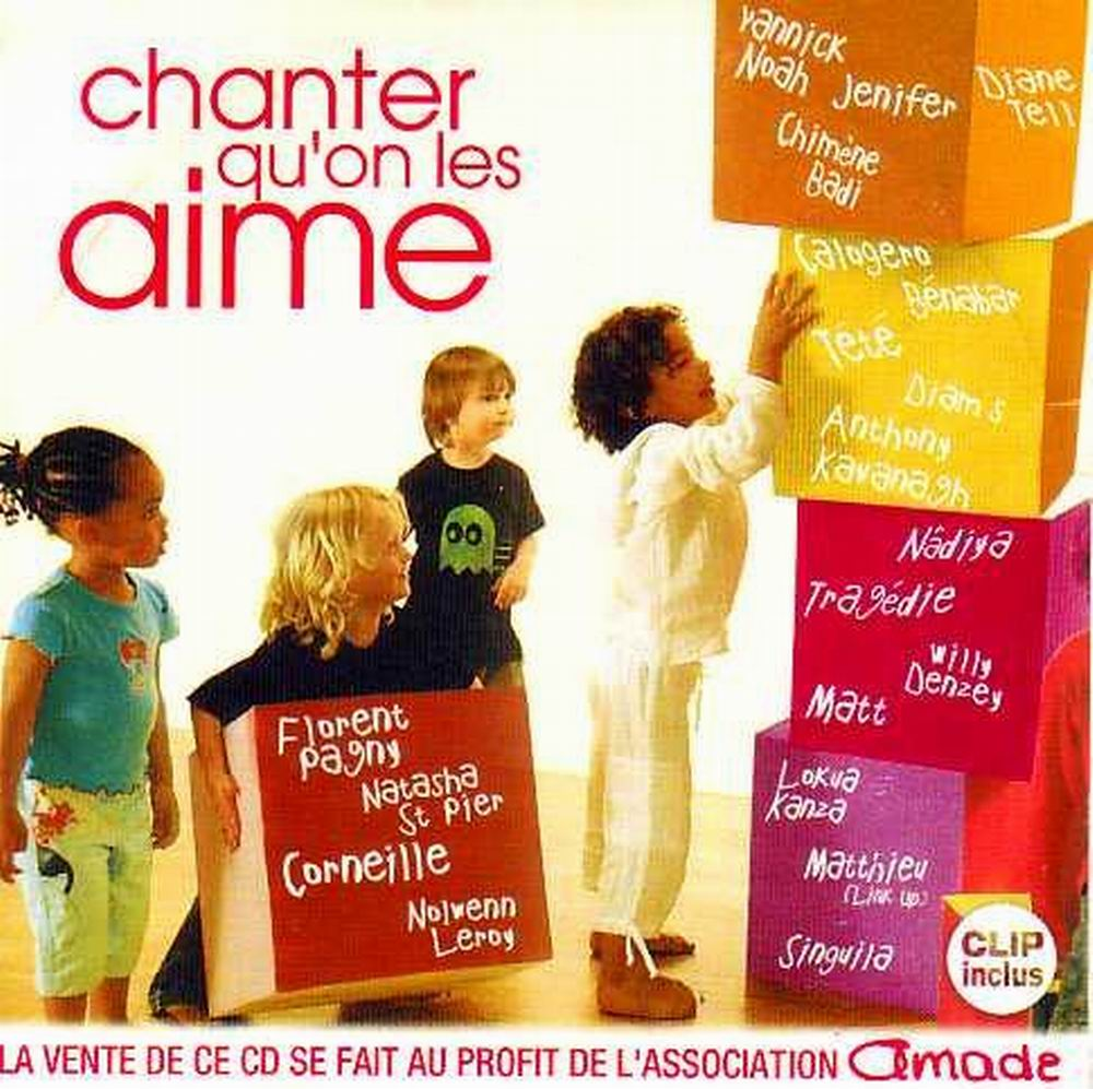 AMADE - Chanter qu'on les aime