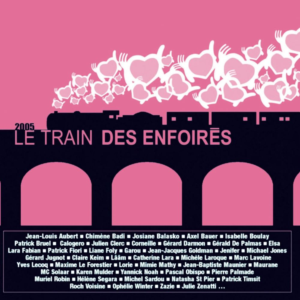 Le Train Des Enfoirés