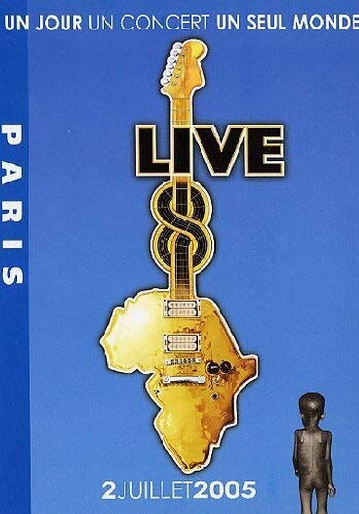 Live 8 : Paris