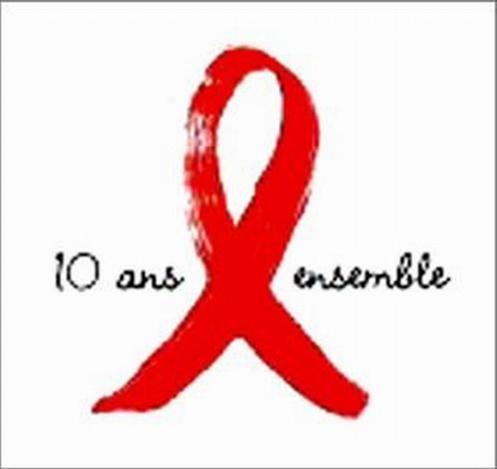 10 ans d'Ensemble - Sidaction