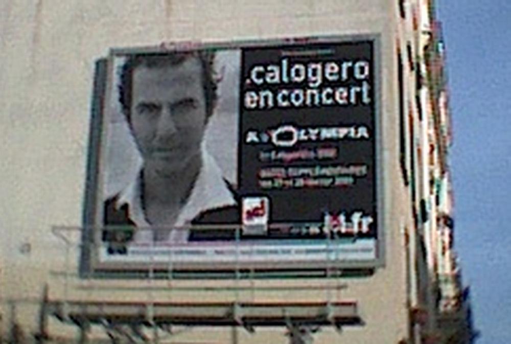 Pub Concert Olympia Rue de Rome 19.12.2002
