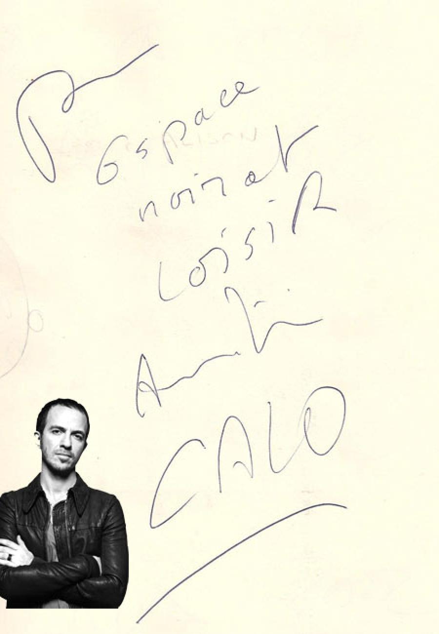 Signature Livre d'or L'Artea Carnoux-en-Provence 2002