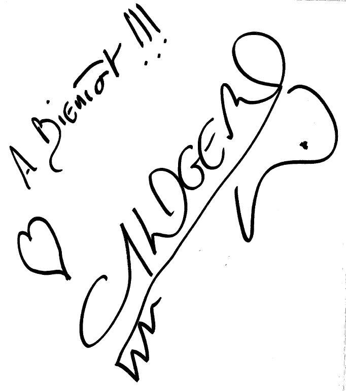 Signature Livre d'or Zénith Nancy 17.05.2018
